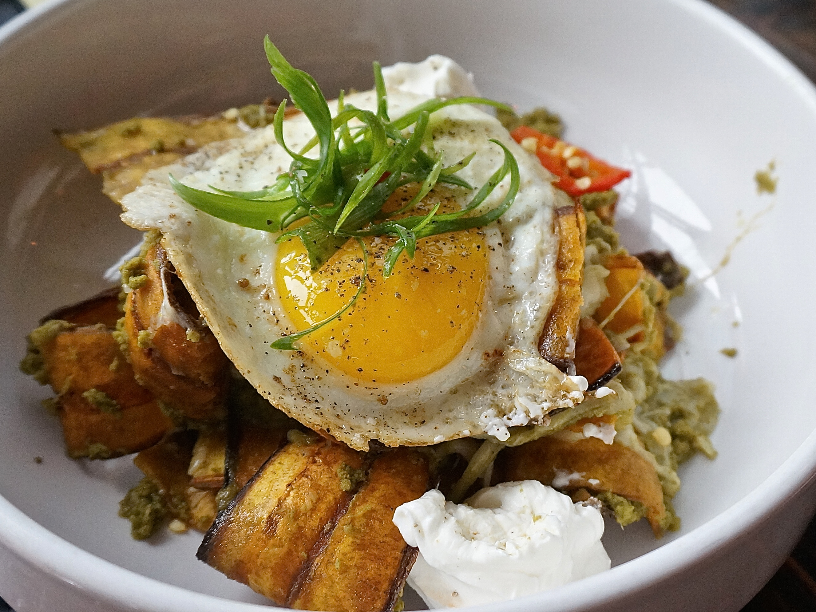 fried eggs chilaquiles with fried eggs chilaquiles with fried eggs ...