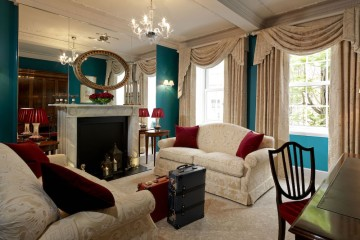 July Obsessions Belgravia Suite The Goring